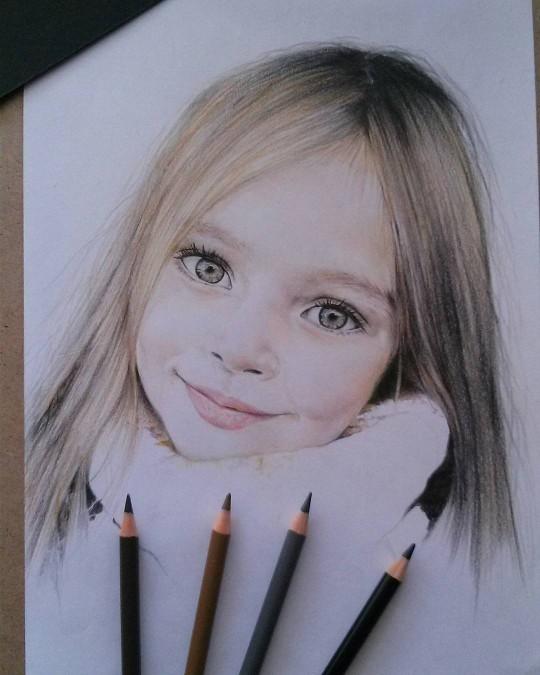 noo prawie skończone ;) rysunki/portrety na zamówienie karolinaburakowskaa@gmail.com