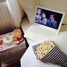 Popcorn pycha :D
