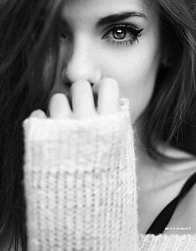 te oczy, ta kreska, te włos...
