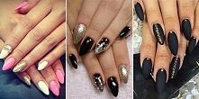 Luksusowy manicure na sylwestra – 15 ciekawych stylizacji