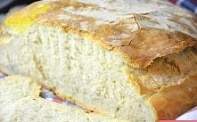 chleb w garnku pieczony   750 gramów mąki pszennej 1 łyżeczka soli (dałam z małą górką) 25 gramów drożdży 0,5 łyżeczki cukru 2 szklanki wody troszkę cieplejszej niż temp. ciała ...