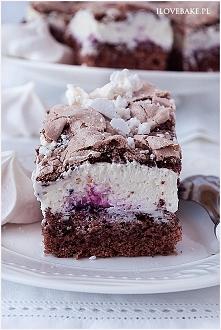 Ciasto Cassis - ilovebake.pl