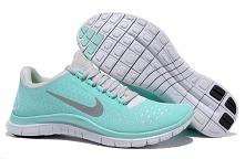 Nike Free Run 3.0 V4 Women's Tiffany Blue Running Shoe Shoes Cheap Hot Sale