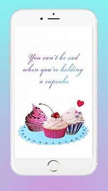 tapeta ciasteczka więcej na blogu