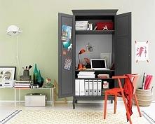 biuro w szafie