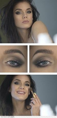 delikatny makijaż, ale jaki piękny ❤️