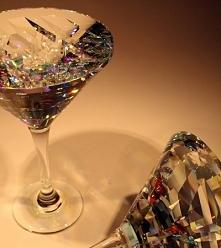 Kryształowe kieliszki