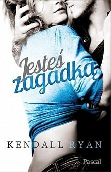 Jesteś zagadką Kendall Ryan  Współczesna powieść erotyczna z dreszczykiem! Życie Ashlyn Drake, studentki psychologii zmienia się gdy poznaje mężczyznę chorego na amnezję. Dziewc...