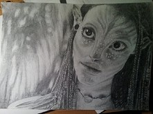 Avatar rysunek  zajrzyj na FB Anittq Art ;)