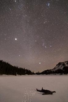 Jeśli masz wszystkiego dość spójrz w gwiazdy. Tak wielu w nie patrzyło...