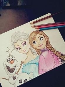 Frozen w wykonaniu mojej si...
