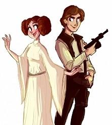 Leia i Han ;)