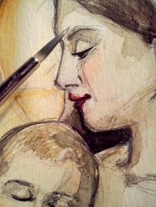 Więcej moich prac na pracowniaksamagalska.blogspot.com . Zapraszam również do polubienia fb i instagramu