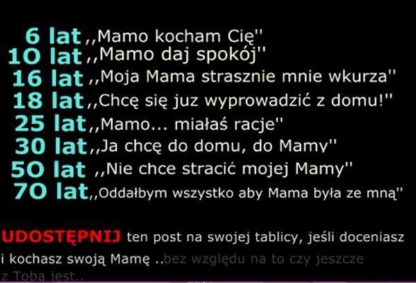 cytaty o mamie mama na Cytaty   Zszywka.pl cytaty o mamie