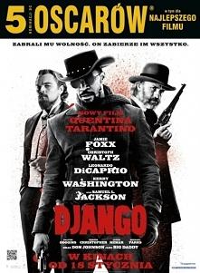Łowca nagród Schultz i czarnoskóry niewolnik Django wyruszają w podróż, aby odbić żonę tego drugiego z rąk bezlitosnego Calvina Candie'ego.