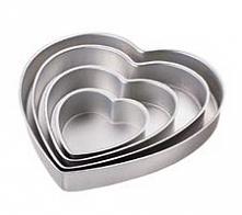 Formy aluminiowe (4 szt. w ...