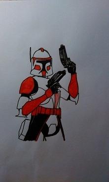czerwony klon