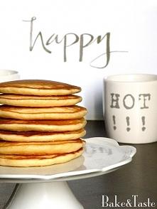 Pancakes - przepis podstawowy po przepis kliknij w zdjęcie