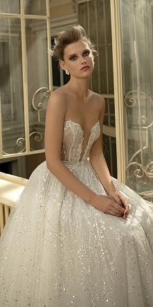 suknia od BERTA BRIDAL, pię...