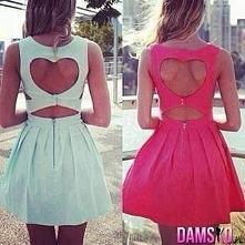 Sukienki z wycięciem
