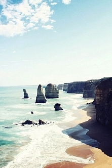 Great ocean road, Victoria,...