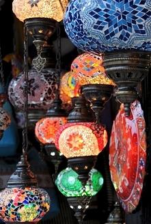Mostar-lampki