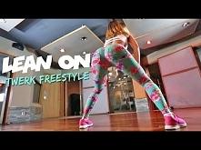 Major Lazer &amp; DJ Snake - Lean On feat. MØ (Twerk Freestyle) | LexTwerkOut  uwielbiam ja <3