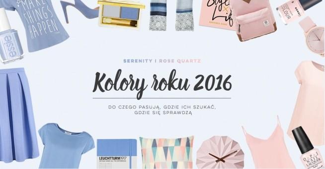 Kolory roku 2016 :) kliknij i sprawdź co będzie modne w tym sezonie --> link w komentarzu