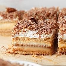 Ciasto 3 bit ( bez pieczenia )
