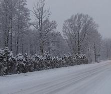 Piękna zima w Polsce <3