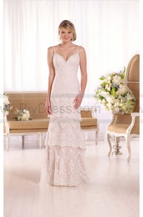 Essense of Australia Corded Lace Sheath Wedding Gown Style D2068  $469.00(50% off)  2016 wedding dress,cheap wedding dresses online,plus size wedding dresses,wedding dress for sale,wedding dress prices
