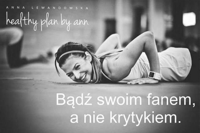 Cytaty Anny Lewandowskiej