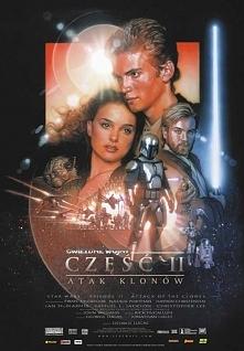Gwiezdne wojny: Część II - Atak klonów ........................ Demokratyczne rządy Republiki są zagrożone przez podstępnego hrabiego Dooku. Tymczasem Anakin Skywalker łamie reg...