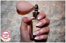 Delikatny, kobiecy i ponadczasowy :). French manicure :)