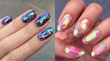 Glass nails - paznokcie dla...