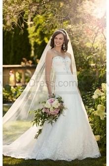 Essense of Australia Luxe Wedding Dress Style D1984  $469.00(52% off)  2016 wedding dress,cheap wedding dresses online,plus size wedding dresses,wedding dress for sale,wedding d...