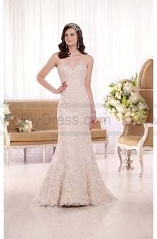 Essense of Australia Corded Lace Wedding Dress Style D1985  $469.00(52% off)  2016 wedding dress,cheap wedding dresses online,plus size wedding dresses,wedding dress for sale,we...
