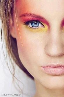 Makijaż prosto z tropikalnej wyspy? ;)