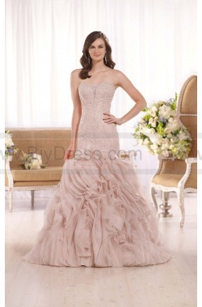 Essense of Australia Regency Organza Wedding Dress Style D2008  $619.00(53% off)  2016 wedding dress,cheap wedding dresses online,plus size wedding dresses,wedding dress for sale,wedding dress prices