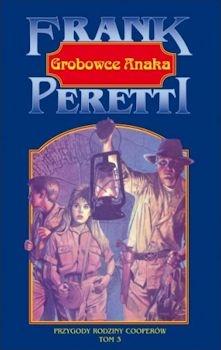 """""""Grobowce Anaka"""" to już trzeci tom """"Przygód rodziny Cooperów"""" napisany przez Franka Perettiego, z którym przyszło mi się zmierzyć. Młodzi archeologowie trafiają z ojcem i jego ekipą badawczą na trop plemienia, które wyznaje przerażającego boga, który notabene porwał jednego z uczestników wyprawy archeologicznej."""