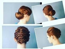 my work  *fryzury które zdały egzamin w szkole *