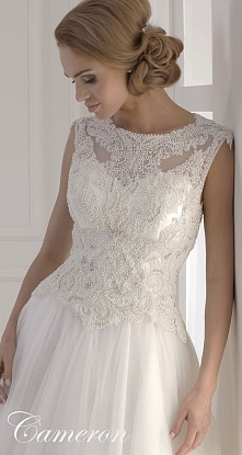 Suknia Cameron z kolekcji 2...