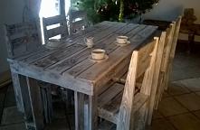 stół duży na 8 krzeseł. Z-eco