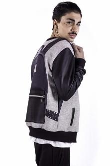 Bluza projektanta mody NEXT STOP Francesco Rasola. W polsce tylko w sklepie www empati pl