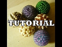 Beaded Balls - Kulki korali...