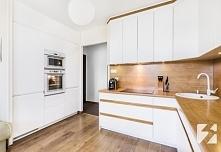 Biała kuchnia. Stylowe meble kuchenne. Kliknij i  zobacz więcej zdjęć !
