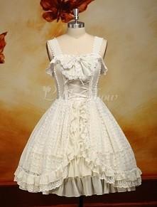 sukienka jak dla laleczki ^^