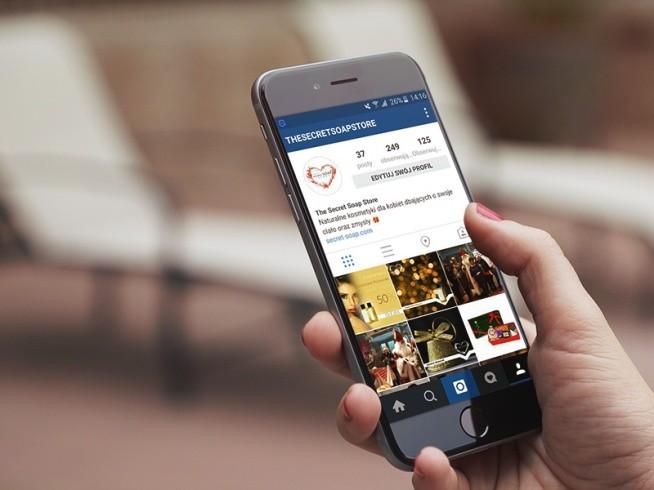 Znajdziecie nas na Instagramie ;)