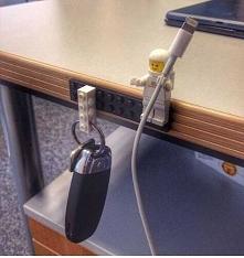 Inny sposób na kable i nie tylko :)