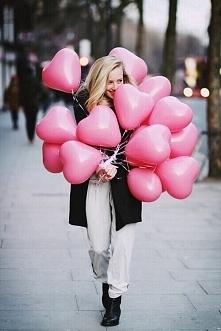 kocham balony z helem <3 kocham <333